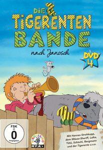Die Tigerentenbande - DVD 04, Diverse Interpreten