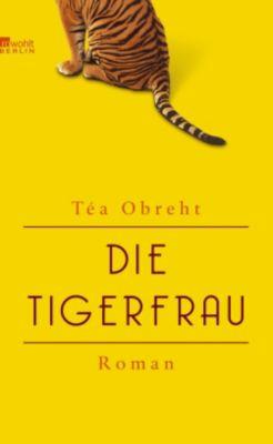 Die Tigerfrau, Téa Obreht