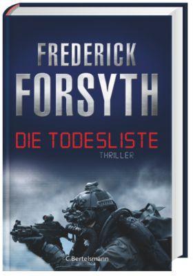 Die Todesliste, Frederick Forsyth