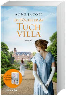 Die Töchter der Tuchvilla - Anne Jacobs |
