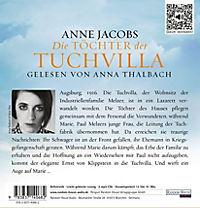 Die Töchter der Tuchvilla, 2 MP3-CDs - Produktdetailbild 1