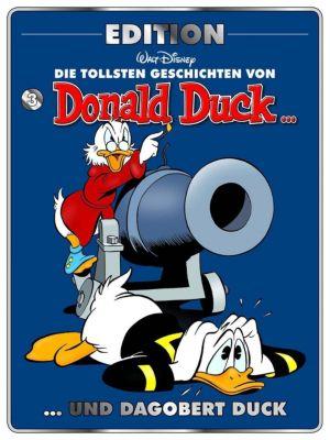 Die tollsten Geschichten von Donald Duck und Dagobert Duck, Walt Disney