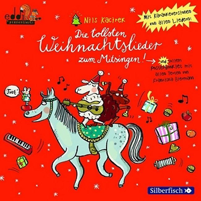Deutsche Weihnachtslieder Zum Mitsingen.Die Tollsten Weihnachtslieder Zum Mitsingen Von Nils Kacirek
