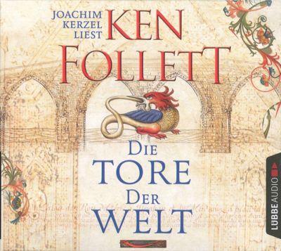 Die Tore der Welt, 12 CDs - Ken Follett |