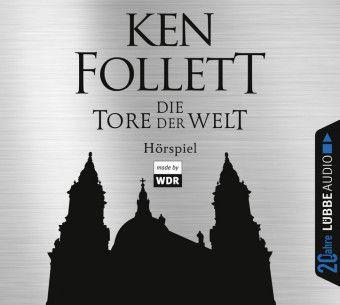 Die Tore der Welt, 8 Audio-CDs - Ken Follett |