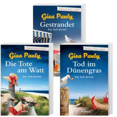 Die Tote am Watt / Gestrandet / Tod im Dünengras, Gisa Pauly