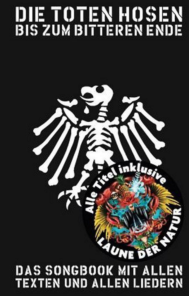 Die Toten Hosen Bis Zum Bitteren Ende 2017 Buch Portofrei