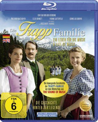 Die Trapp Familie - Ein Leben für die Musik, Eliza Bennett, Matthew MacFadyen