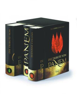 Die Tribute von Panem, 3 Bde., Suzanne Collins