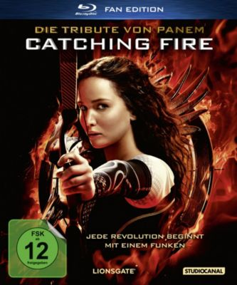 Die Tribute von Panem - Catching Fire, Jennifer Lawrence, Josh Hutcherson