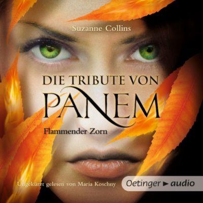 Die Tribute von Panem: Die Tribute von Panem. Flammender Zorn, Suzanne Collins