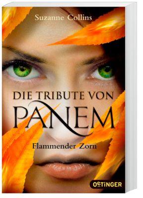 Die Tribute von Panem - Flammender Zorn - Suzanne Collins |