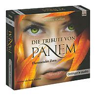 Die Tribute von Panem - Flammender Zorn, Hörbuch - Produktdetailbild 1