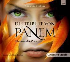 Die Tribute von Panem - Flammender Zorn, Hörbuch, Suzanne Collins