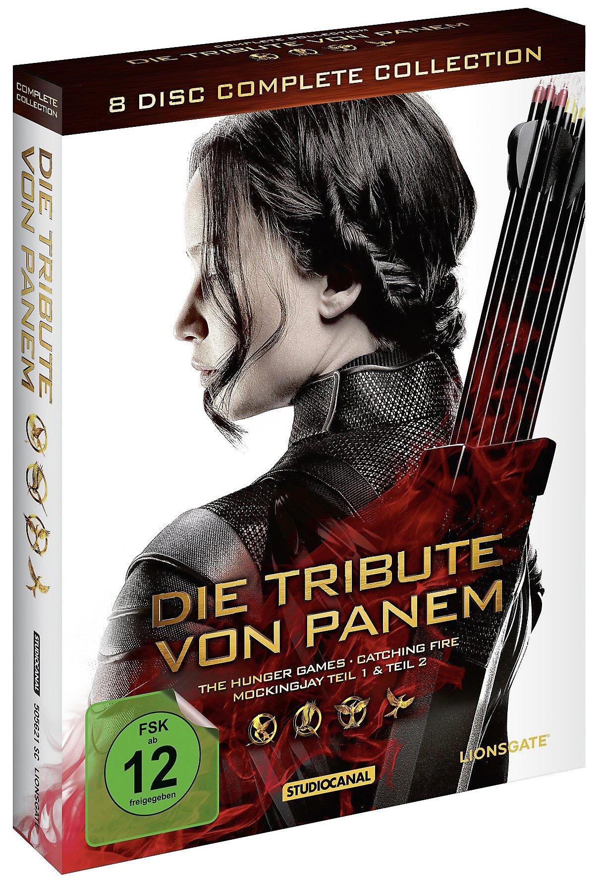Tribute Von Panem Dvd