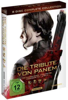 Die Tribute von Panem Komplettbox