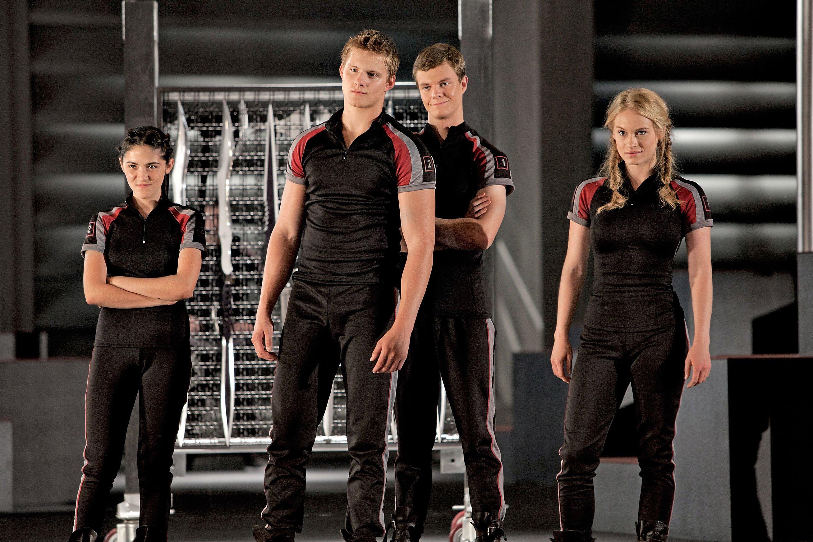Die Tribute Von Panem - The Hunger Games Besetzung