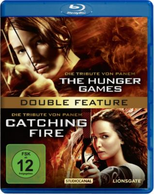 Die Tribute von Panem: The Hunger Games / Catching Fire, Suzanne Collins