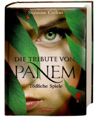 Die Tribute von Panem - Tödliche Spiele, Suzanne Collins