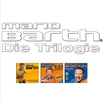 Die Trilogie, 3 Audio-CDs, Mario Barth