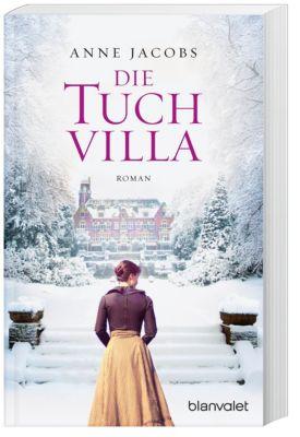 Die Tuchvilla, Anne Jacobs