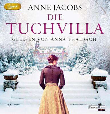 Die Tuchvilla, 2 MP3-CDs, Anne Jacobs