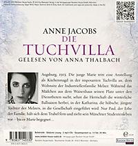 Die Tuchvilla, 2 MP3-CDs - Produktdetailbild 1