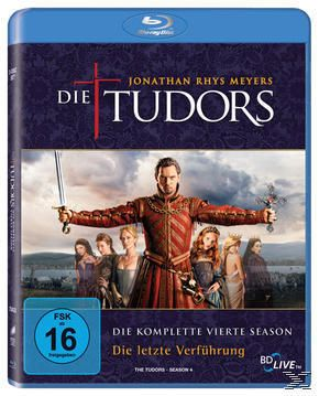 Die Tudors - Staffel 4 Bluray Box