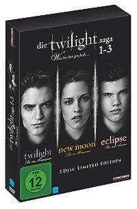 Die Twilight Saga 1-3 - Produktdetailbild 1