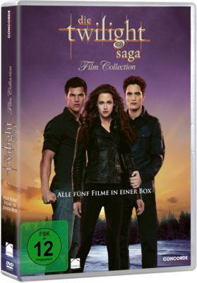 Die Twilight Saga - Film Collection, Stephenie Meyer