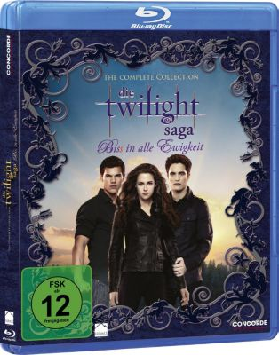 Die Twilight Saga - The Complete Collection, Kristen Stewart, Robert Pattinson
