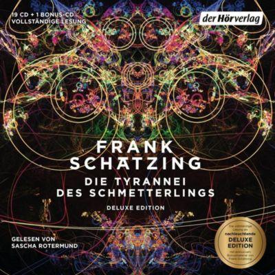 Die Tyrannei des Schmetterlings, 20 Audio-CDs, Frank Schätzing