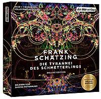 Die Tyrannei des Schmetterlings, 20 Audio-CDs - Produktdetailbild 2