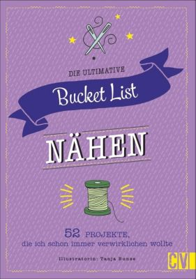 Die ultimative Bucket List Nähen -  pdf epub