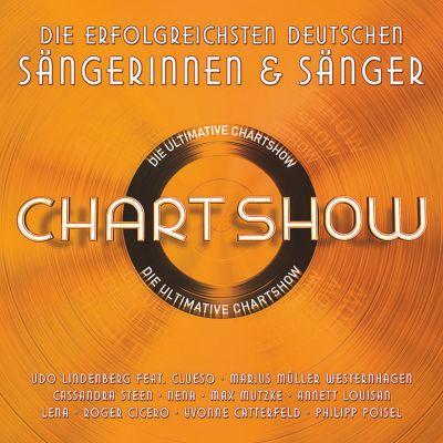 Die ultimative Chartshow - Deutsche Sängerinnen, Various