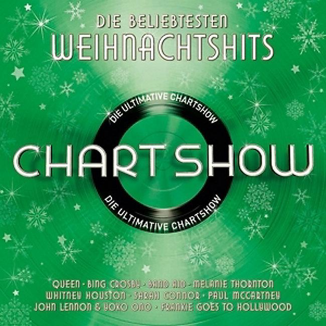 Weihnachtslieder Charts 2019.Die Ultimative Chartshow Die Beliebtesten Weihnachtshits 2 Cds Von