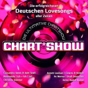 Die ultimative Chartshow - Die erfolgreichsten Deutschen Lovesongs, Diverse Interpreten