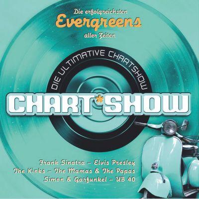 Die ultimative Chartshow - Die erfolgreichsten Evergreens aller Zeiten, Diverse Interpreten