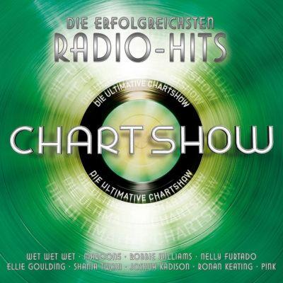 Die ultimative Chartshow - Die erfolgreichsten Radiohits, Diverse Interpreten