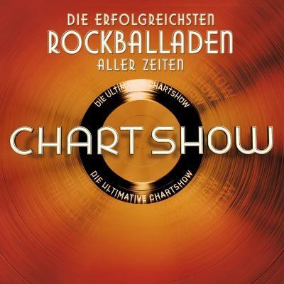 Die ultimative Chartshow - Die erfolgreichsten Rockballaden, Various