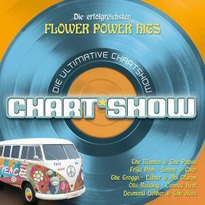 Die Ultimative Chartshow - Die erfolgreichsten Flower Power Hits, Diverse Interpreten