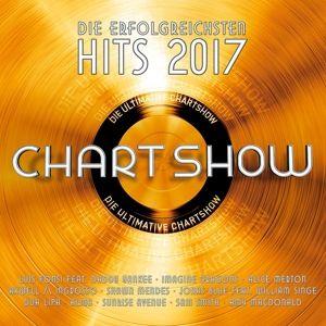 Die ultimative Chartshow - Die erfolgreichsten Hits 2017, Various