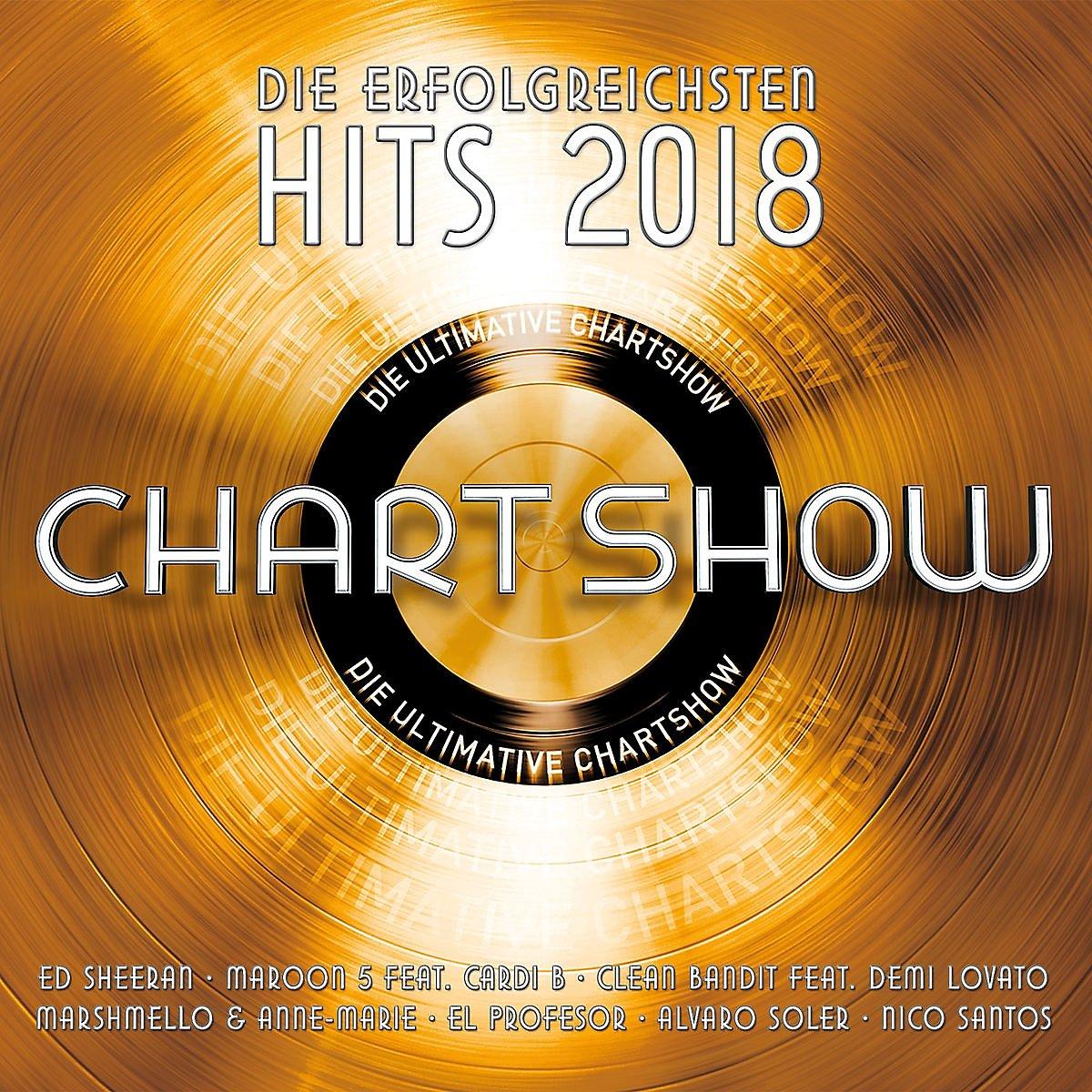 Weihnachtslieder Charts 2019.Die Ultimative Chartshow Die Erfolgreichsten Hits 2018 2 Cds Von