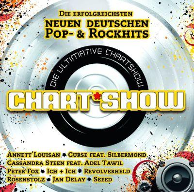 Die ultimative Chartshow - Die erfolgreichsten neuen deutschen Pop- & Rockhits, Diverse Interpreten