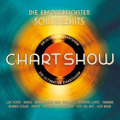 Die ultimative Chartshow - Die erfolgreichsten Sommer-Hits (2 CDs), Various