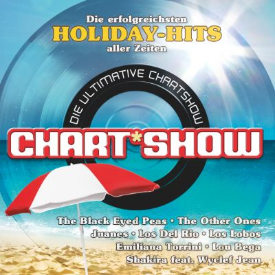 Die ultimative Chartshow - Holiday Hits, Diverse Interpreten