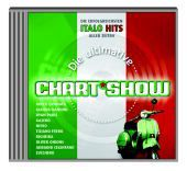 Die ultimative Chartshow - Italo Hits, Diverse Interpreten