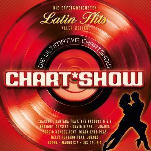 Die Ultimative Chartshow-Latin Hits, Diverse Interpreten