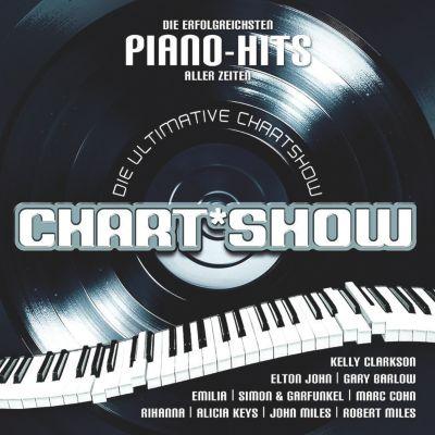 Die ultimative Chartshow - Piano-Hits, Diverse Interpreten