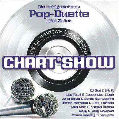 Die ultimative Chartshow - Pop-Duette, Diverse Interpreten